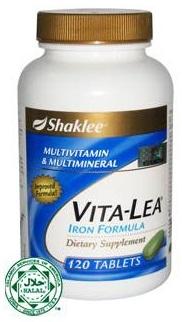 Vita-Lea Iron Formula